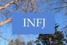 INFJ / We're a little scary, but our intentions are good. :)
