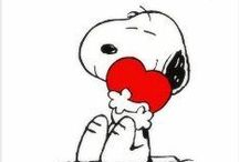 Valentine's Day / For me, Valentine's Day is all about Snoopy. Might as well rename it Snoopy's Day.