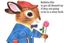 RICHARD SCARRY VINTAGE / Richard Scarry Art work / by Tracee Stewart