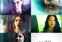 teen wolf / love. be afraid   trust the instinct   this might hurt   lose your mind   can't go back / by brooke xx
