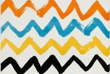 PATTERN | CHEVRON / Crazy about chevron? So are we! / by Rosenberry Rooms