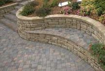 •• RETAINING WALLS •• / by ~ Jodie ~