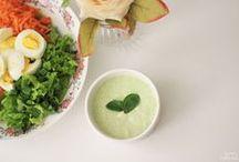 Culinária - Pates e molhos de salada / by Um lugar para chamar de meu