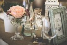 Vintage Weddings / Inspiration for vintage-themed weddings.
