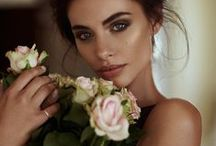 Wedding Makeup / From soft and neutral to bold and glamorous, these looks will help inspire you and your makeup artist to decorate your face perfectly on your big day.
