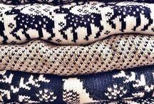 *** Christmas jumper plans *** / Seasonal knitting ideas