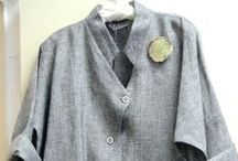 Arty Style / Clothes that express the artist within. / by Sue McGhie