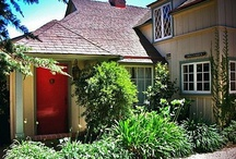 Moody Sisters Cottages in Montecito / So I don't forget the exact place I want to build someday :) / by Megan Frey