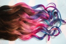 Freedom's Hair / Be Who You Are Meant To Be / by ! dgh !