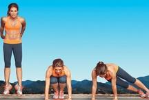fitness inspiration / by Amber Oatman