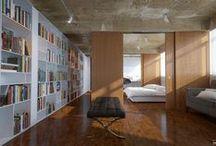 Interiors / by Estudio MRGB