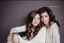 Children/Mom-Daughter