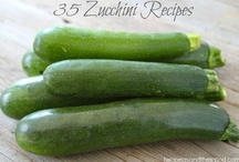 Good Eats - All things Zucchini / by Cheryl Bailey