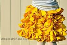 Sew What? (Skirts & Dresses)