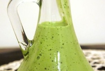 SALAD DRESSINGS / by Michelle Myers