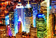 Cityscapes / by Debbie Lunsford