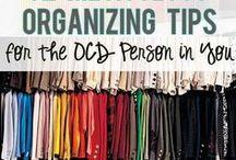 Organization is key!