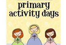 Activity Days / by Kristen P