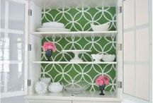 China Cabinet ideas / by Debbie Lunsford