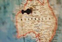 **Australia** / wanna go and live there.