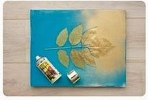 DIY: ART EDITION / by (ro)chelle hershberger