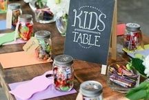 Kids stuff / Keeping the littlest happy on your wedding day