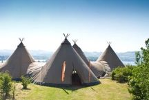 Our Tipis / Some of the gorgeous weddings and events we're proud to have been a part of.