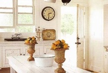 Home~ Kitchen / by Love to Imagine