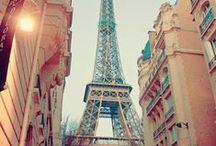 Eiffelturm - Paris / Der Eiffelturm ist ein tolles Motiv. Hier sammel ich wundervolle Bilder des Wahrzeichens aus Paris.
