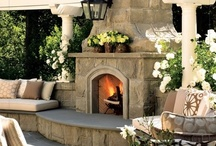 Home ~ Outdoor Living / by SueAnn Danhof