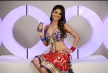 Sizzling Bollywood / Colorful Bollywood.