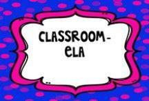 Classroom -ELA