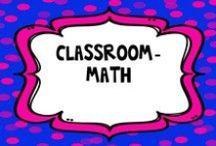 Classroom- MATH