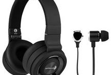 Headphones / Audiophiles need music on the go, here's a list of headphones so you never have to leave your music behind.