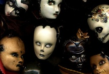 Dolls, Doll Heads & Doll Parts / by EmKat 58
