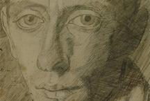 Art - Drawings, Sketches, Etchings, Etc. / by EmKat 58
