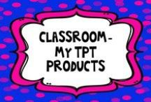 Classroom - My TPT Products
