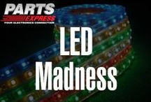 LED Madness / by Parts Express