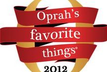 "Oprah's Favorite Things! / Named one of 'Oprah's Favorite Things"" in 2012! / by Namale Resort"