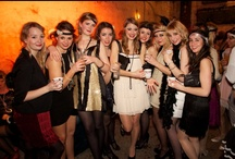 The Roaring 20's/Great Gatsby / attire inspirations for our guests