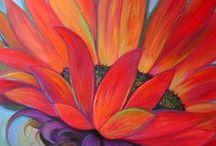 Color Schemes / Colors that zing me. / by Michele Grace