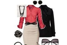 Young Professional Wardrobe / by Laura Fisher