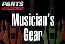 Musician's Gear / by Parts Express