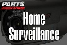 Home Surveillance / by Parts Express