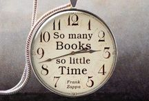 Books and Book Quotes / A place to pin anything you love about books! (English please)