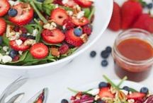 Healthy Recipes / My favorite healthy recipe pins. / by Tesa Nicolanti