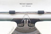 Zitate & Sprüche / Zitate und Sprüche sind hilfreich und inspirierend zugleich. Hier eine kleine Sammlung.