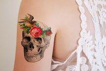 Tatouages temporaires / Temporary Tattoo / Le plein de tatouages éphémères de créateurs inspirés sur DaWanda.com <3 C'est tendance, c'est safe, on adore !