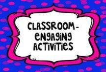 Classroom - Engaging Activities
