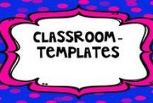Classroom - Templates